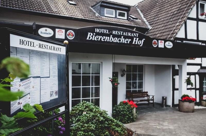 ffnungszeiten hotel restaurant bierenbacher hof. Black Bedroom Furniture Sets. Home Design Ideas